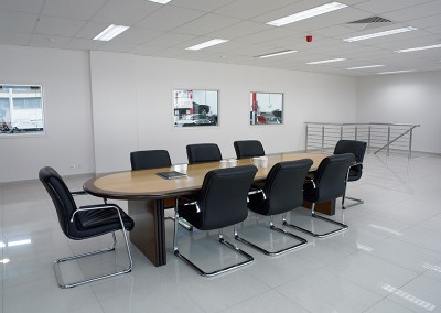 LSR Autobody Conference Room