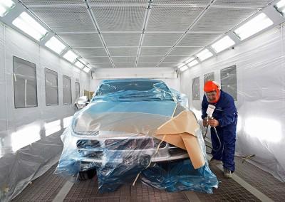 LSR Autobody Paintshop