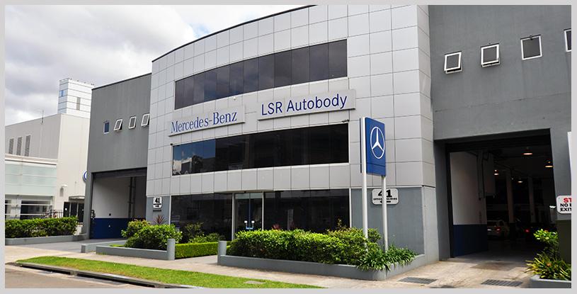 LSR Autobody Panel Shop Artarmon