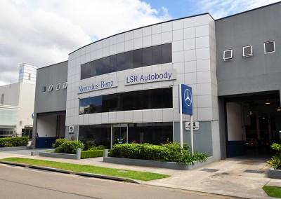 LSR Autobody Street View